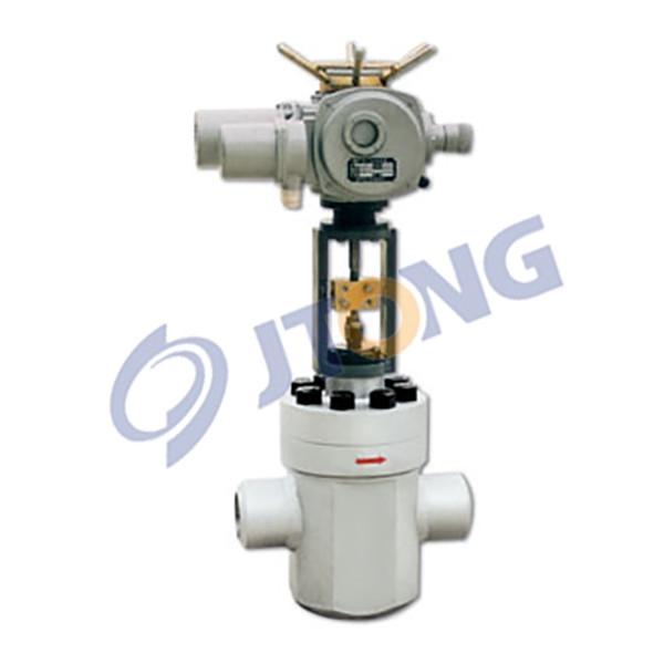 给水泵循环调节阀